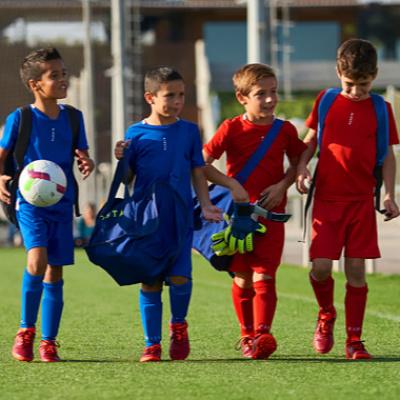 Decathlon United Football Presskit