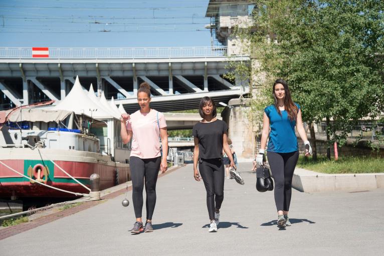 Decathlon Lyon Confluence OneBlueTeam