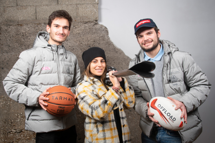 Festival Sport, Littérature et Cinema 2020 - OneBlueTeam Shooting