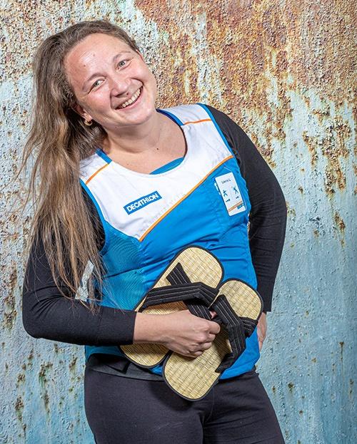 Decathlon London Surrey Quays LAW-WAI Laura