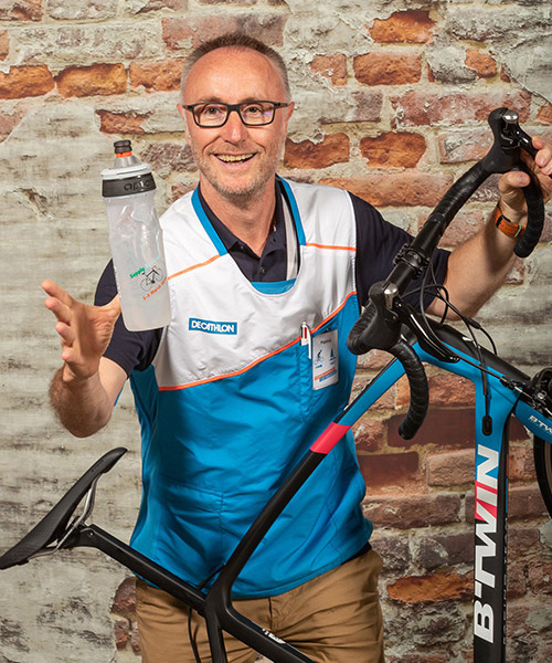 B'Twin Village - Decathlon Cycle Lille  Patrick