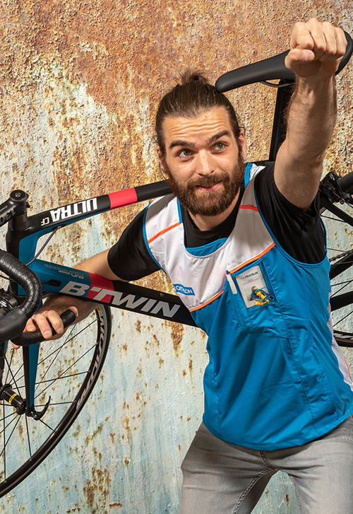 B'Twin Village - Decathlon Cycle Lille Goran