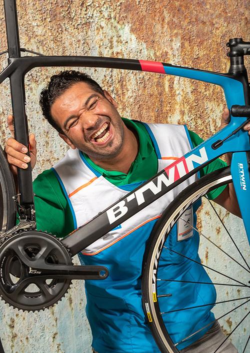 B'Twin Village - Decathlon Cycle Lille Mouss