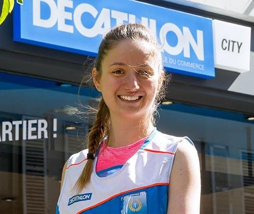 Decathlon City Paris Julie
