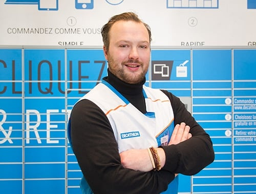 Decathlon Mobility Lille Flandres Pierre